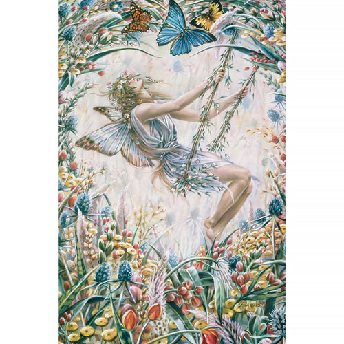 Heart's Content 750 Piece Fairy Jigsaw Puzzle