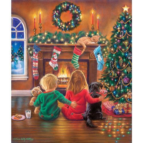 Holiday Hugs 300 Large Piece Jigsaw Puzzle