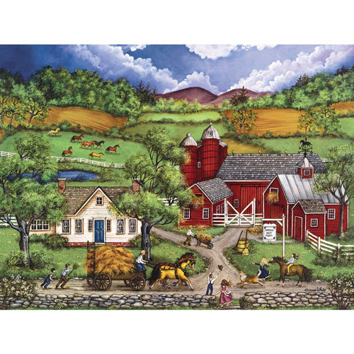 Before the Storm 1000 Piece Jigsaw Puzzle