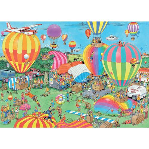 The Balloon Festival 1000 Piece Jigsaw Puzzle