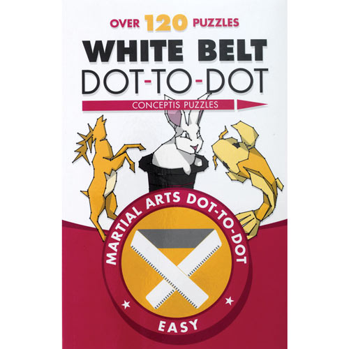 Karate Dot-to-Dot Books - White Belt
