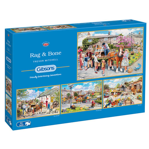 Rag and Bone 4 in 1 Multipack Set