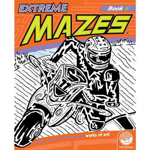 Extreme Mazes - Book 6