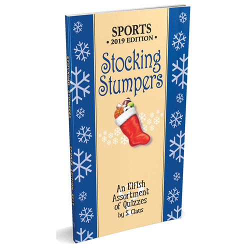 Stocking Stumpers- Sports