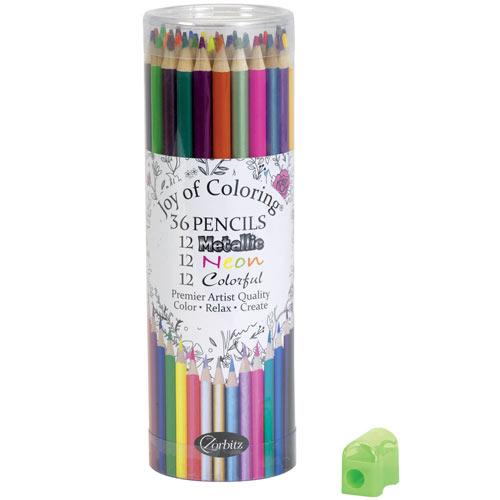 Premium Colors Pencil Set