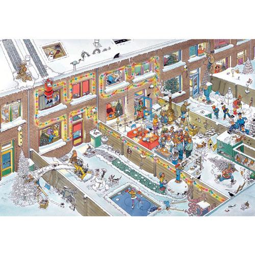Christmas Eve 2000 Piece Jigsaw Puzzle