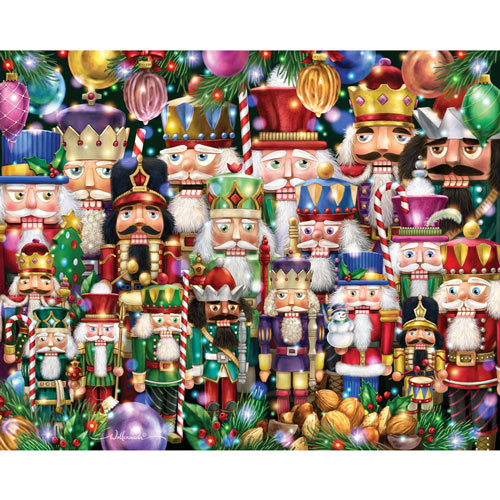Nutcracker Suite 1000 Piece Jigsaw Puzzle