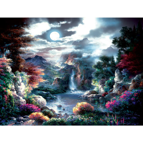 Full Moon 300 Large Piece Jigsaw Puzzle