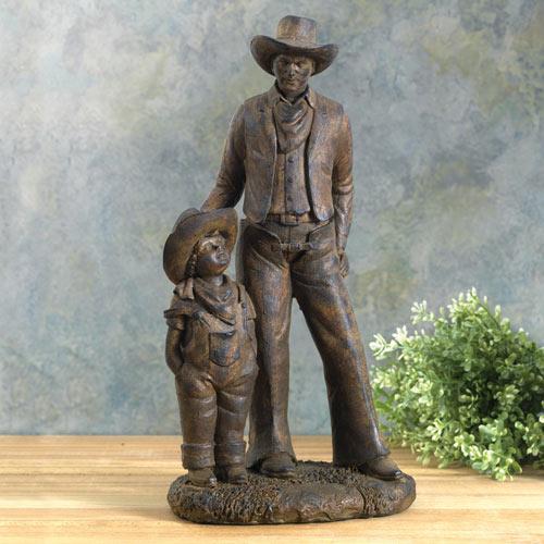 Western Statue