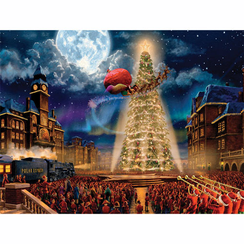 The Polar Express 300 Large Piece Jigsaw Puzzle