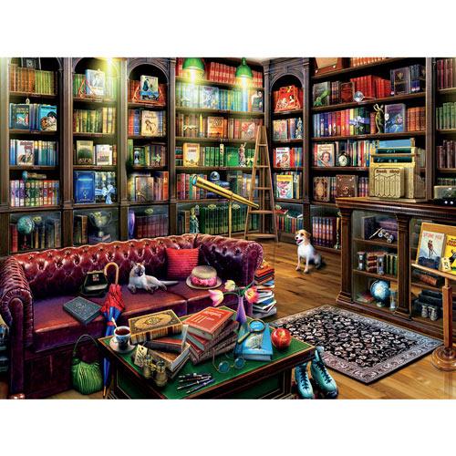 The Bookshop 1500 Piece Giant Jigsaw Puzzle