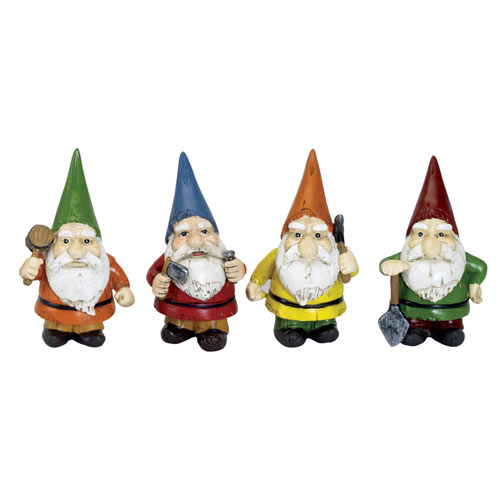 Mini Gnome Figurines