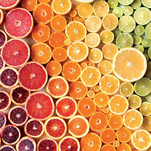 Citrus Gradient 750 Piece Jigsaw Puzzle