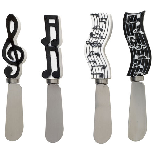 Musical Notes Spreaders