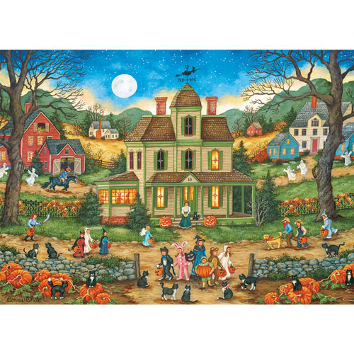 Lucky Thirteen 1000 Piece Jigsaw Puzzle