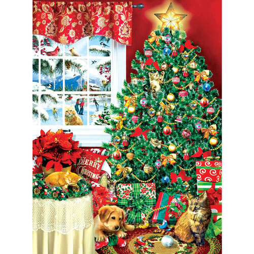 Catastro Tree 300 Large Piece Jigsaw Puzzle