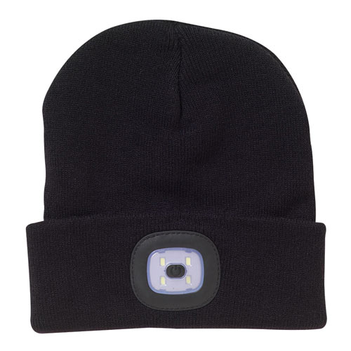 Night Scout Hat - Black