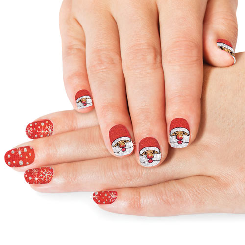 Holiday Nail Art Set