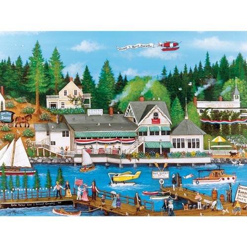 Roche Harbor 750 Piece Jigsaw Puzzle