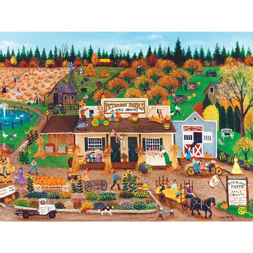 Peterson Farms 750 Piece Jigsaw Puzzle
