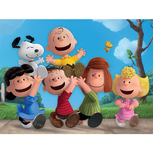 Peanuts® Family Time Puzzle