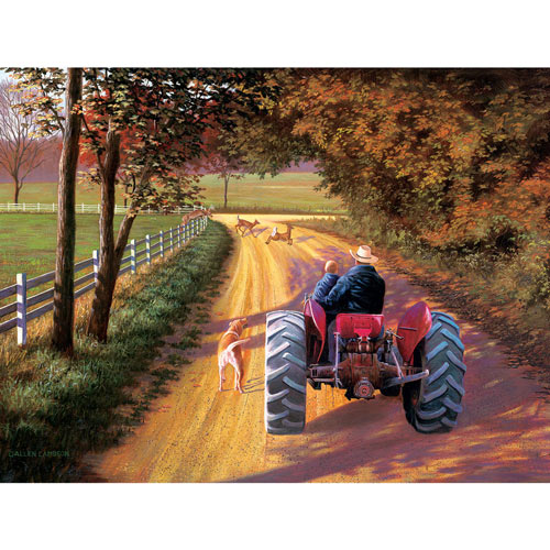 Memory Lane 300 Large Piece Jigsaw Puzzle