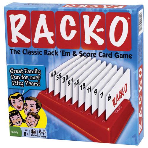 Rack-O Game®