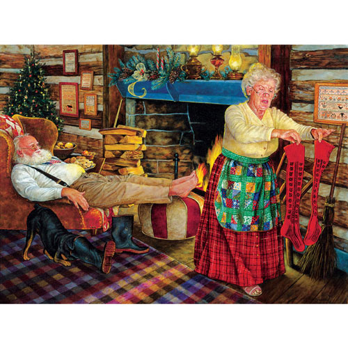 The Warm Scent of Home 300 Large Piece Jigsaw Puzzle
