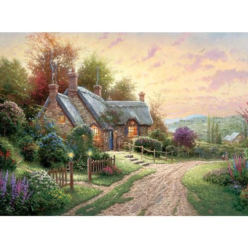 Peaceful Time 1000 Piece Jigsaw Puzzle