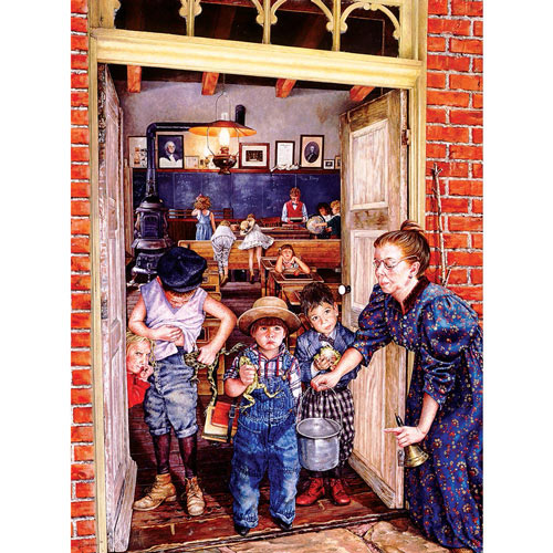 Little Rascals 300 Large Piece Jigsaw Puzzle