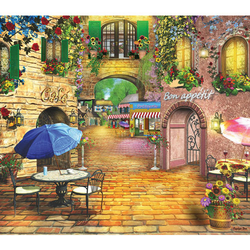 Enjoy the Day 300 Large Piece Jigsaw Puzzle