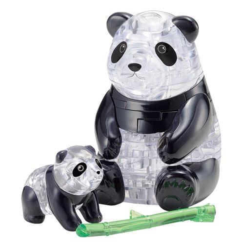 Crystal Panda Puzzles