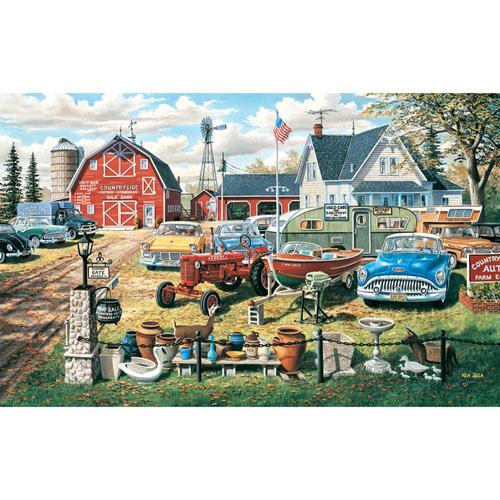 Bumper Crop 550 Piece Jigsaw Puzzle