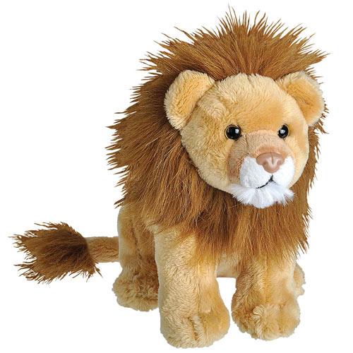 Sound Plush Animals- Lion
