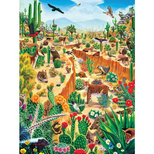 Last Oasis 550 Piece Jigsaw Puzzle