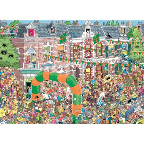 Nijmegen Marches 1000 Piece Jigsaw Puzzle