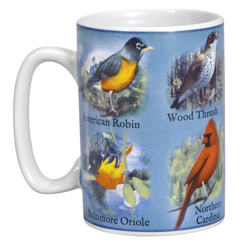 Bird Song Mug