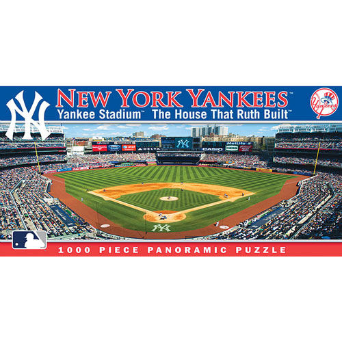 Yankees 1000 Piece Jigsaw Puzzle