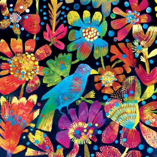 Bird 300 Large Piece Jigsaw Puzzle