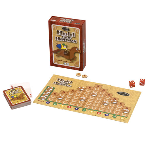 Hold Your Horses Board Game