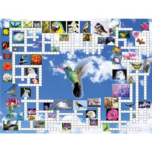Taking Flight 500 Piece Jigsaw Puzzle