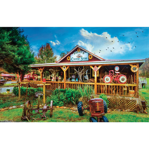 Pappy's General Store 1000 Piece Jigsaw Puzzle
