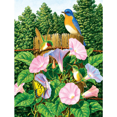 Early Morning 500 Piece Jigsaw Puzzle
