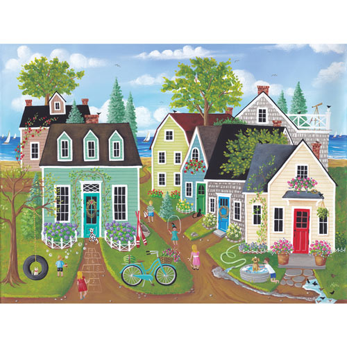 Sweet Summertime 500 Piece Jigsaw Puzzle