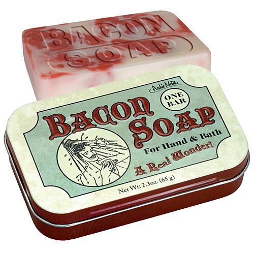 Bacon Soap