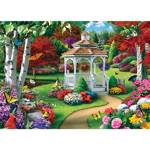 Our Own Heaven 300 Large Piece Jigsaw Puzzle