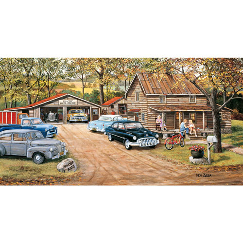 The Chaperone 300 Large Piece Jigsaw Puzzle