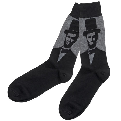 Abe Lincoln Socks