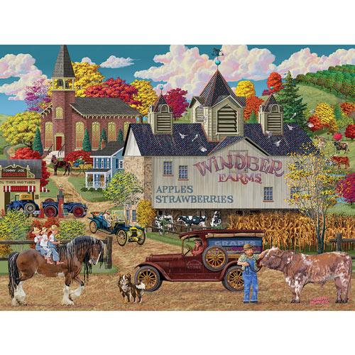 Windber Farm 300 Large Piece Jigsaw Puzzle