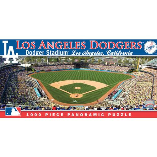 Dodgers 1000 Piece Jigsaw Puzzle